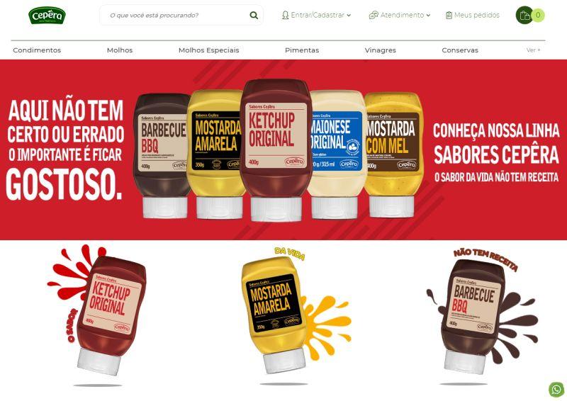 Cepêra amplia experiência do consumidor com e-commerce