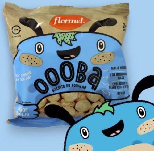 Público infantil é alvo da Flormel com biscoito de polvilho