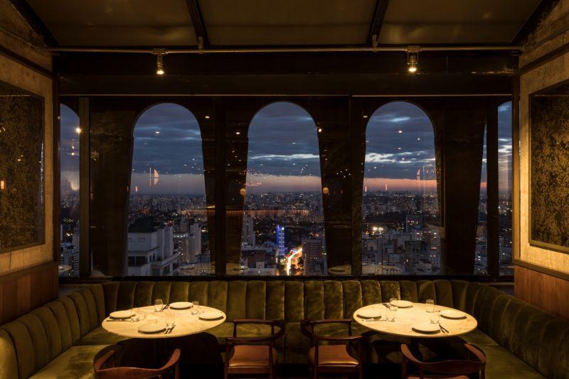 Restaurante Seen São Paulo reabre apenas com reserva