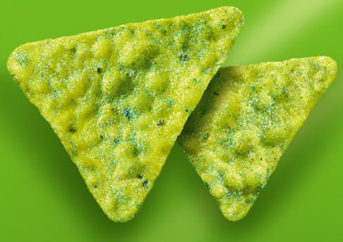 Wasabi é o novo sabor do salgadinho Doritos