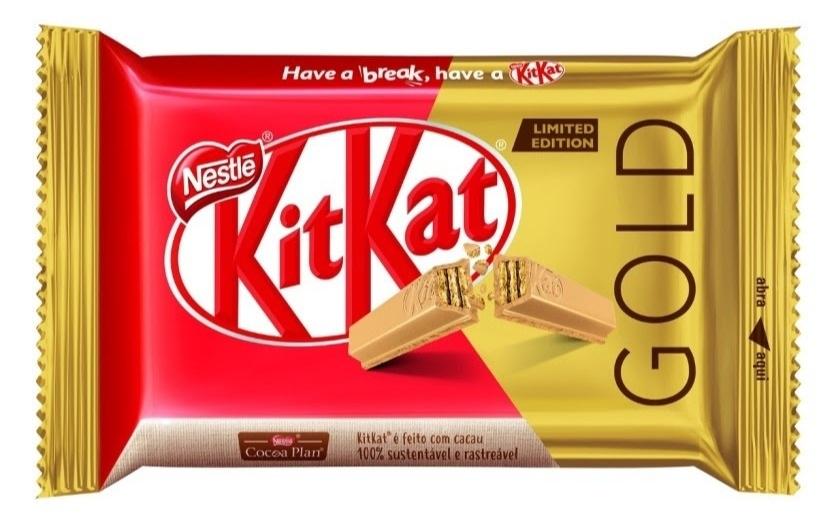 Conheça a edição limitada de Kit Kat