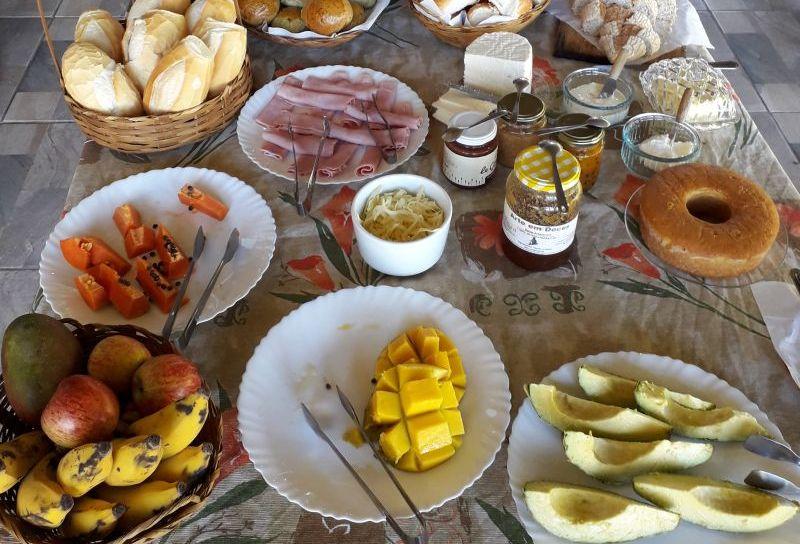 A saborosa cozinha do Rancho Zig Zag, em Campos do Jordão: o café