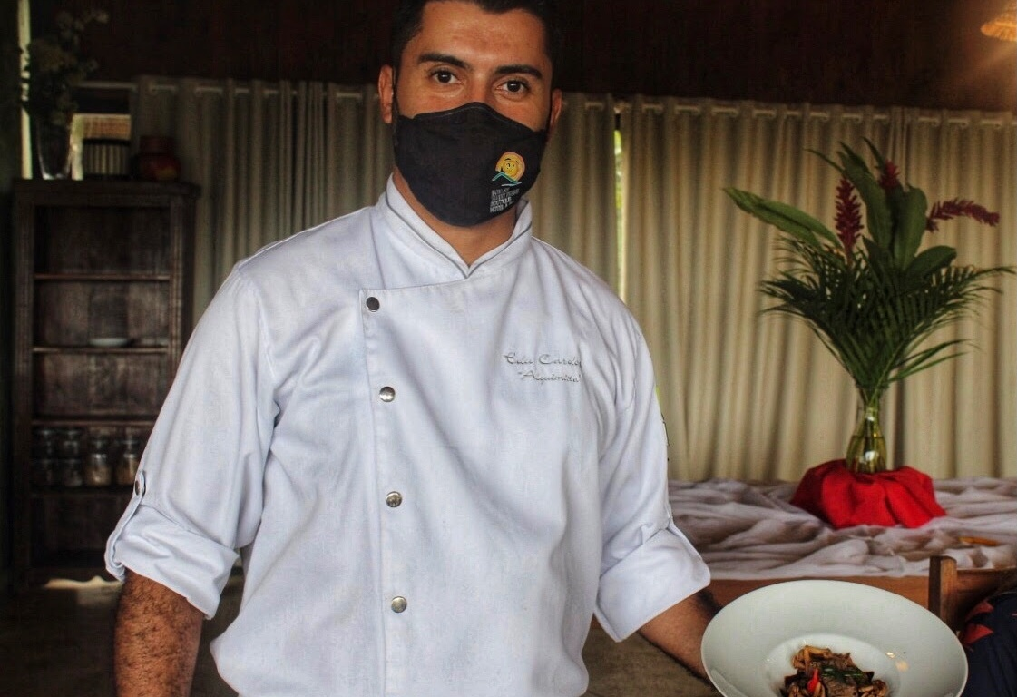Chef Edu Cardoso assume no Ilha de Toque Toque Boutique Hotel