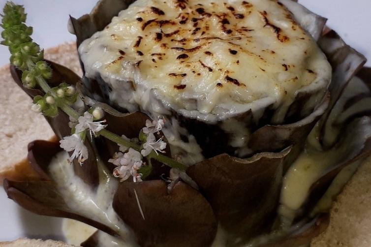 Donna Pinha prepara delícias com alcachofra