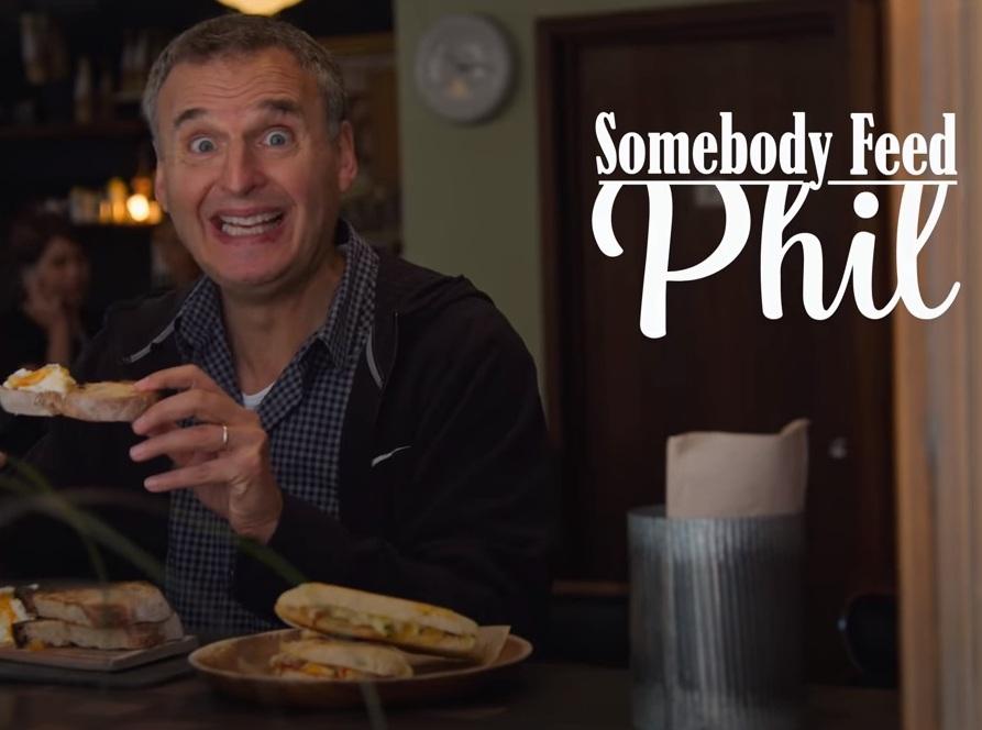 """Oba! Série """"Somebody Feed Phil"""" entra na 4ª temporada"""