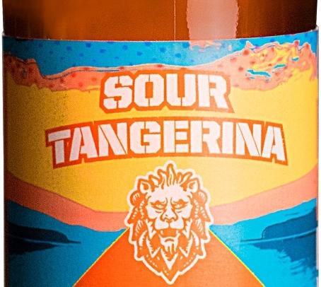 Cervejaria Berggren lança Sour Tangerina