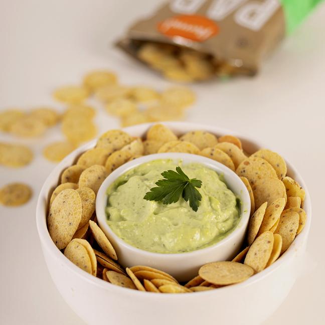 Flormel cria snack feito com farinha de grão de bico