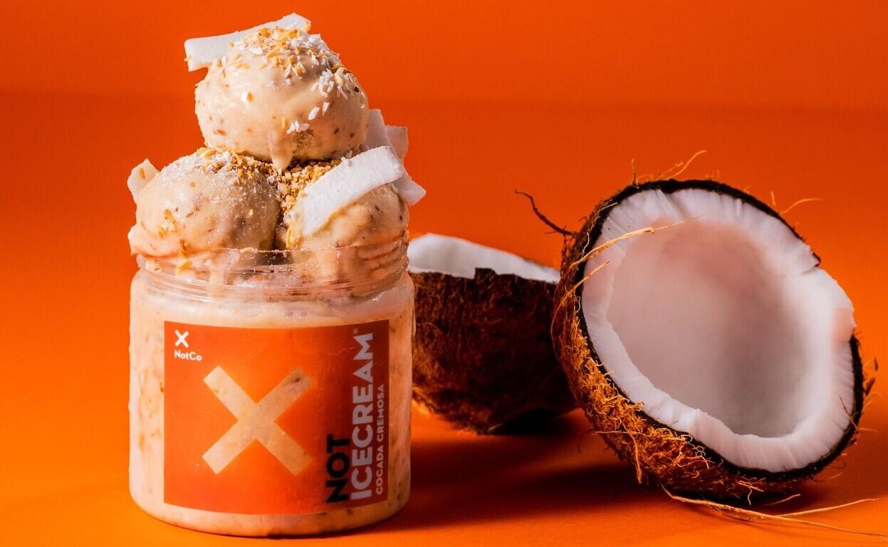 Not Co tem novos sabores de sorvete feito de plantas