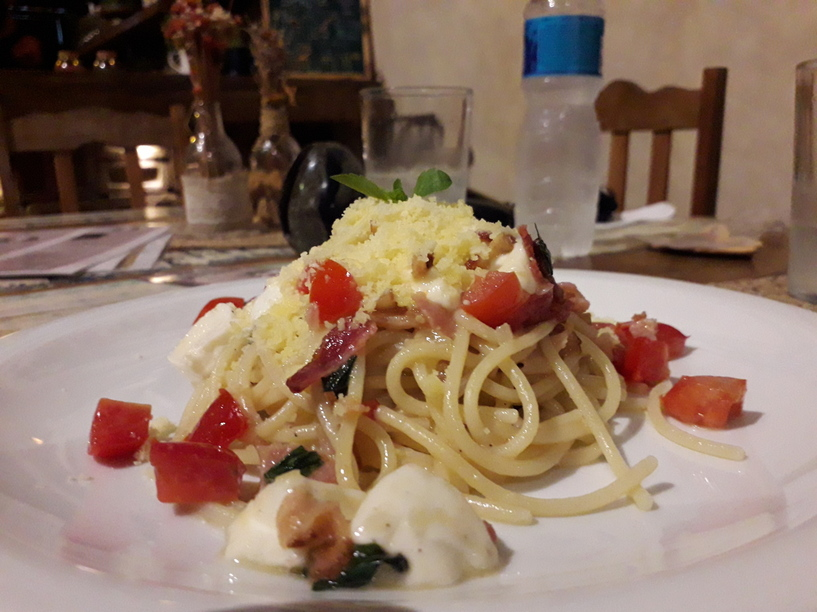 Il Pumo faz saborosa comida italiana em Cunha (SP)