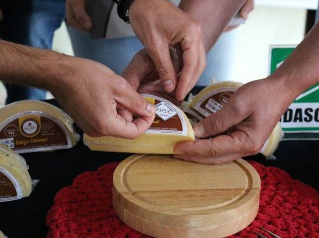 Queijo colonial catarinense conquista Selo Arte