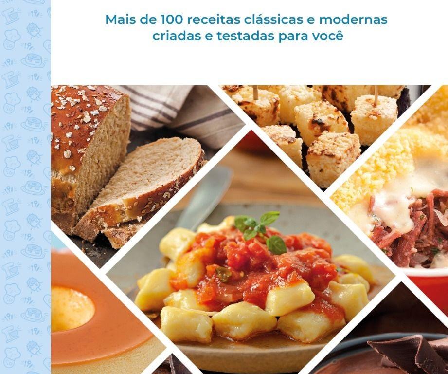 """Livro """"Comida Caseira"""", da Nestlé, reúne mais de 100 pratos"""