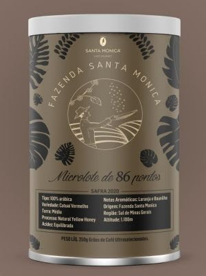 Santa Monica lança segundo microlote de café