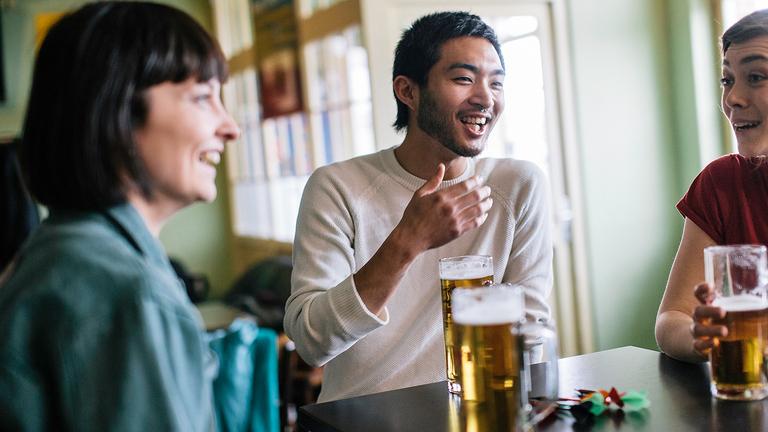 Consumo moderado de álcool é tema de site da Diageo
